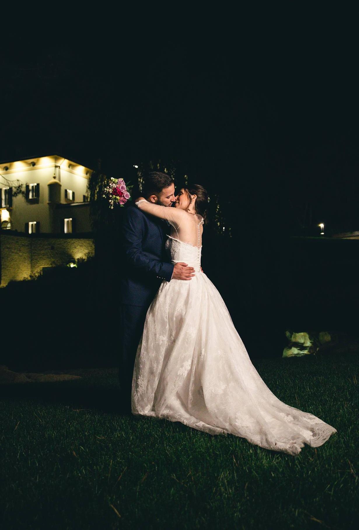 Inspiration mariage nuit - Robe de mariée Cymbeline Wedding inspiration - Ispirazione sposa - Inspiração casamento - Inspiration Brautkleid - Inspiración matrimonio