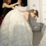 Cymbeline Backstage Barcelona Bridal Fashion Week 2017