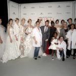 Cymbeline Backstage Barcelona Bridal Fashion Week 2017