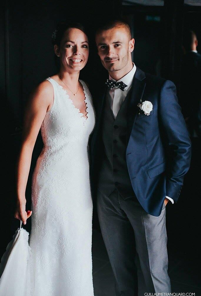 Inspiration mariage portrait couple - robe de mariée Cymbeline Wedding inspiration - Ispirazione sposa - Inspiração casamento - Inspiration Brautkleid - Inspiración matrimonio