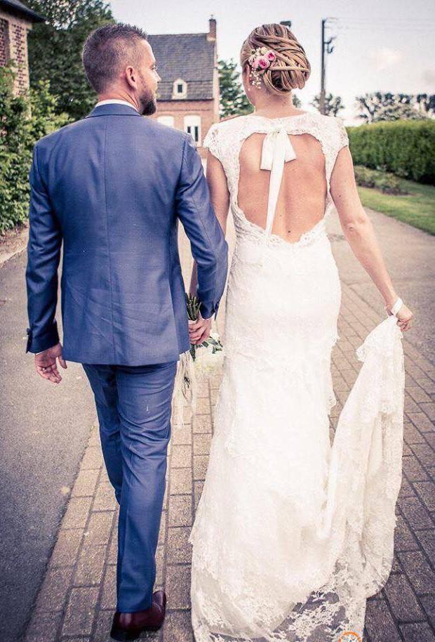 Inspiration mariage robe de mariée dos nu Cymbeline Wedding inspiration - Ispirazione sposa - Inspiração casamento - Inspiration Brautkleid - Inspiración matrimonio
