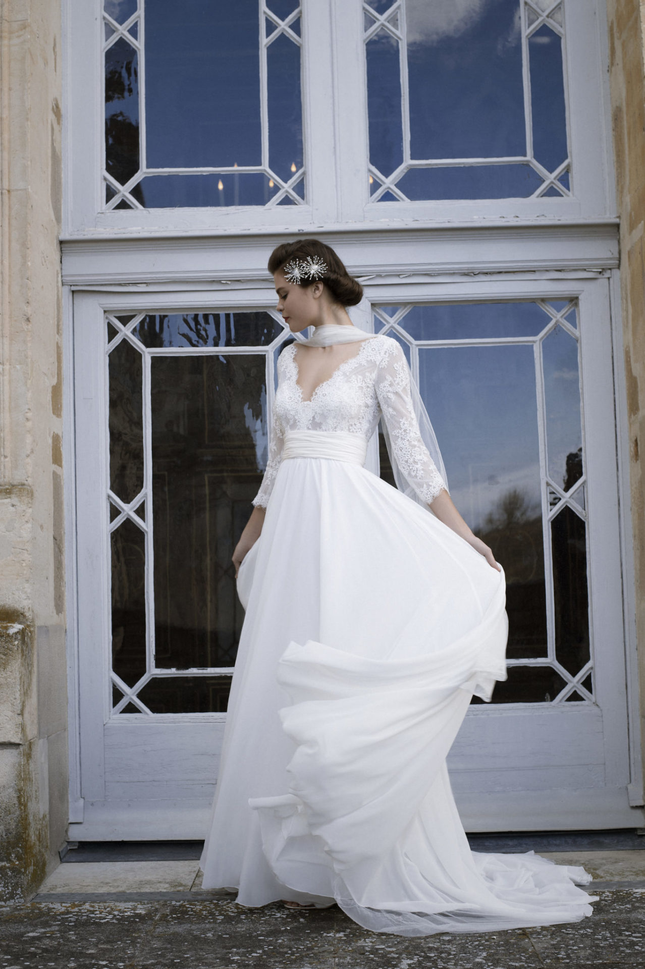 Robe de mariee cymbeline collection 2013