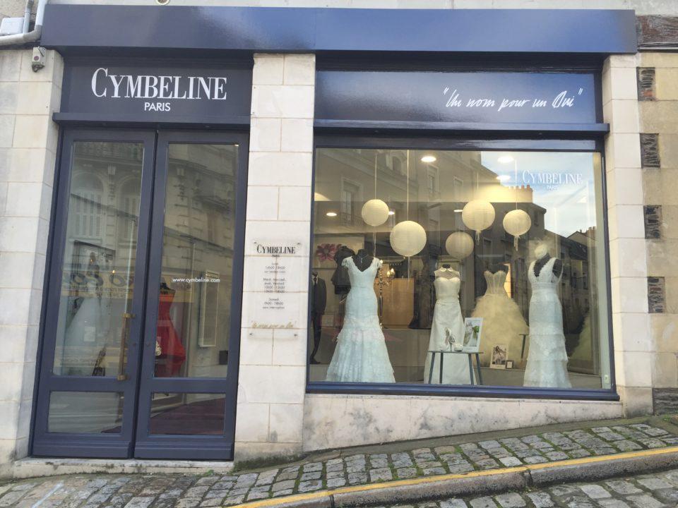 Ouverture Boutique Cymbeline Angers