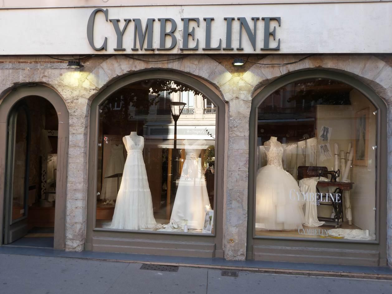 Boutique Cymbeline Lyon Cymbeline Robes De Mariee Collection 2021