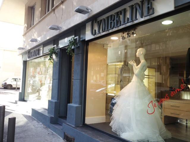 Boutique Cymbeline Marseille Cymbeline Robes De Mariee