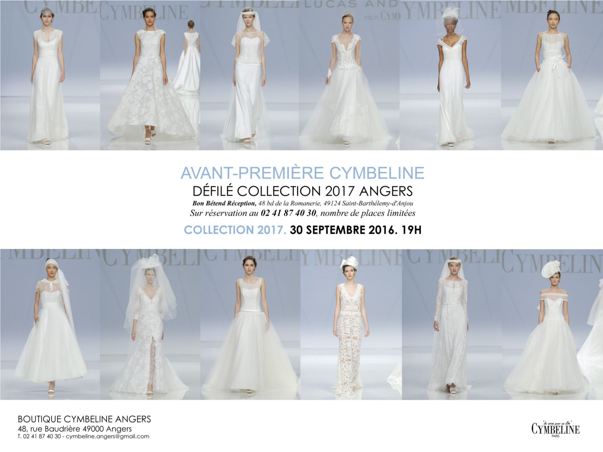 Trunk show Angers