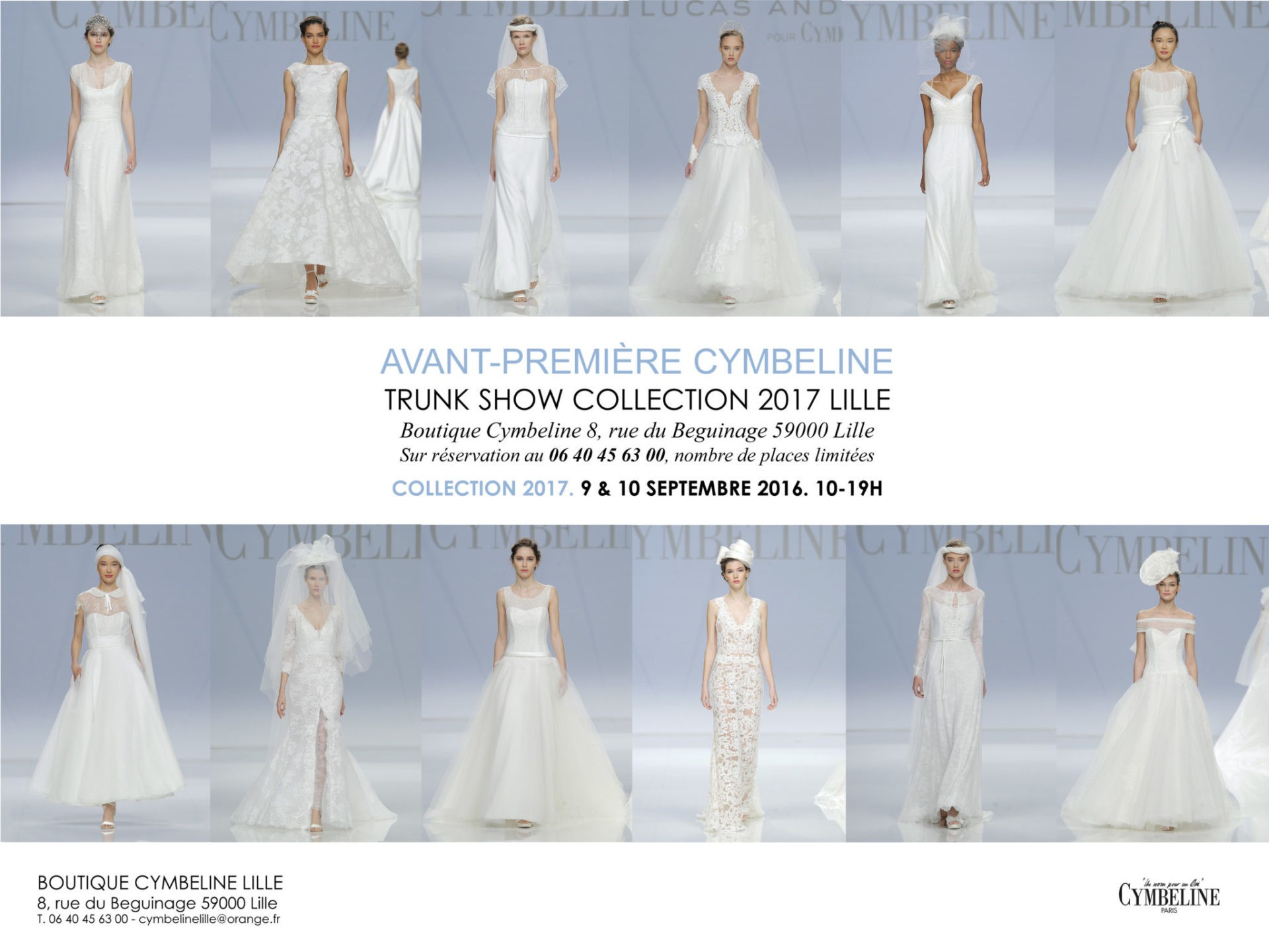 Trunk show Lille