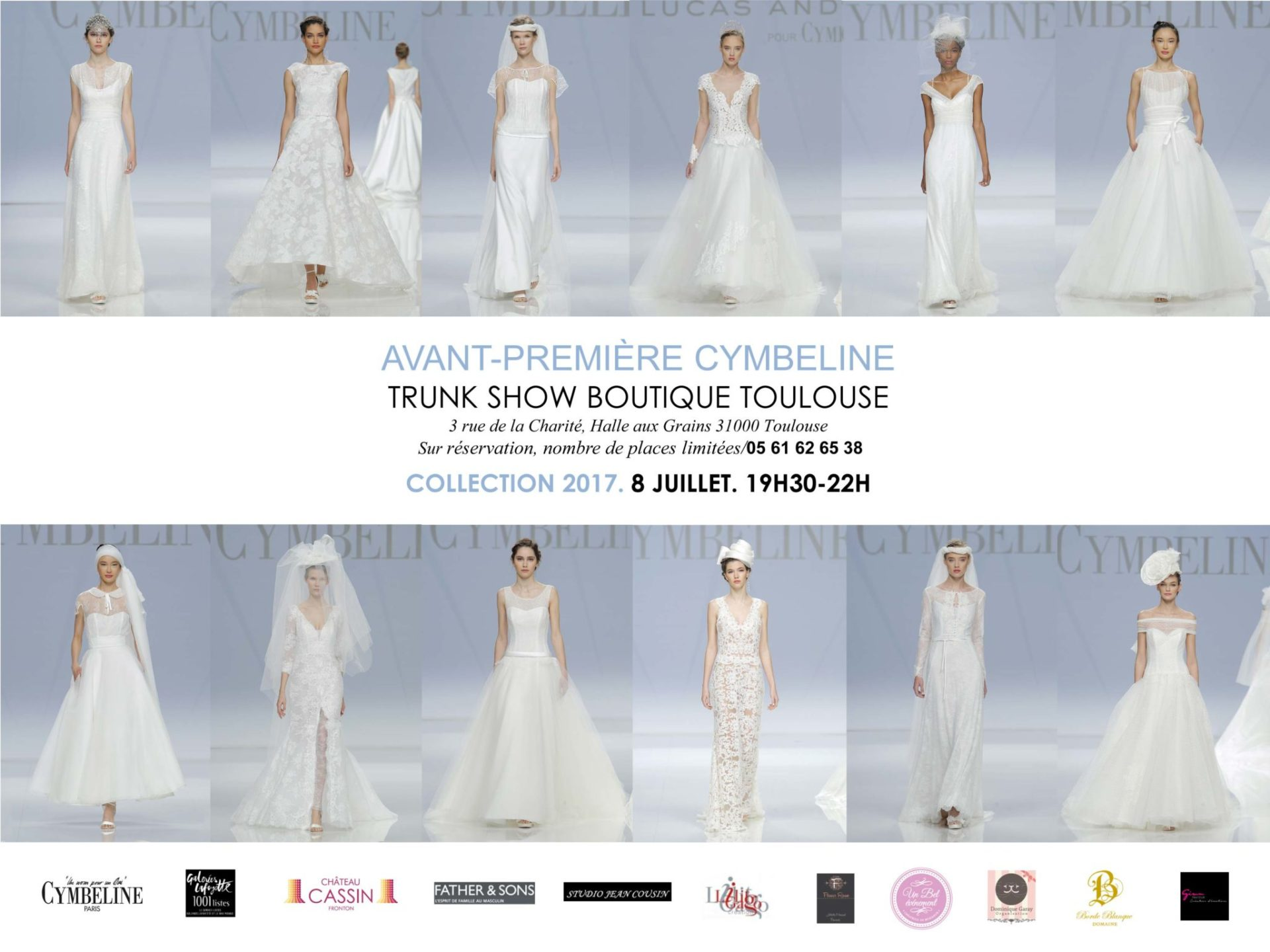 Trunk show Toulouse