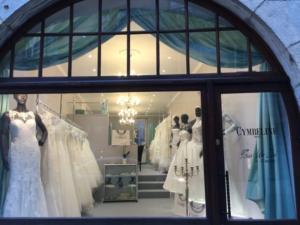 Ouverture boutique Cymbeline Besançon