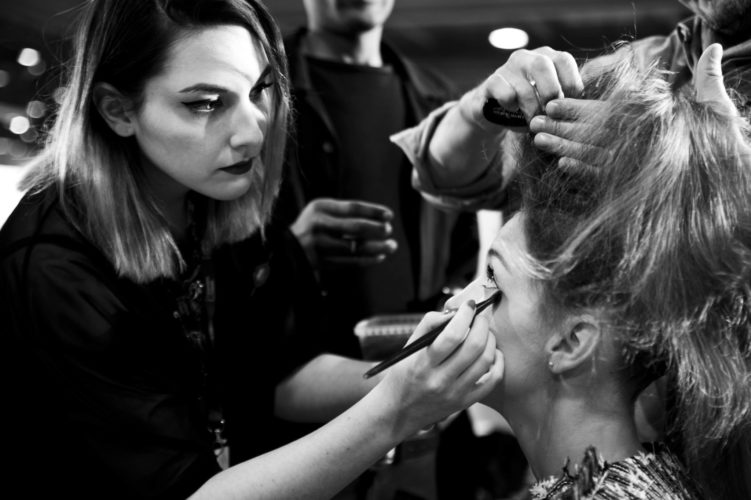 Make up for ever academy maquillage mariage partenaire Cymbeline