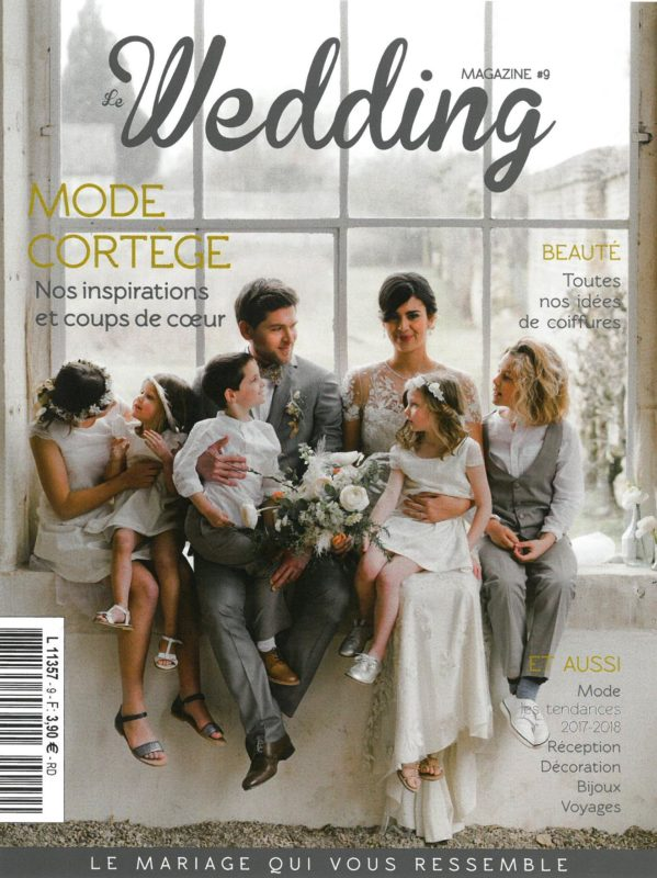 Le wedding magazine #9