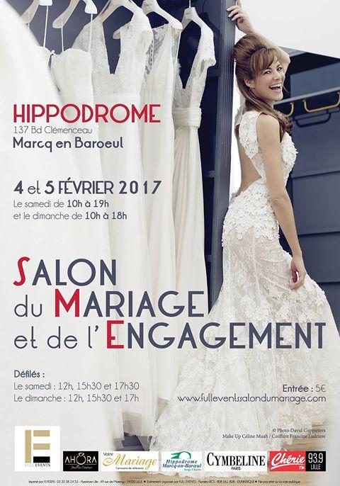 Salon du Mariage Marcq en Baroeul - Fevrier 2017