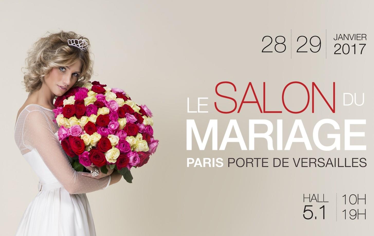 Salon du mariage Paris - Janvier 2017