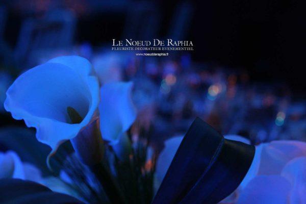 Noeud de raphia fleuriste décorateur mariage fleurs partenaire Cymbeline
