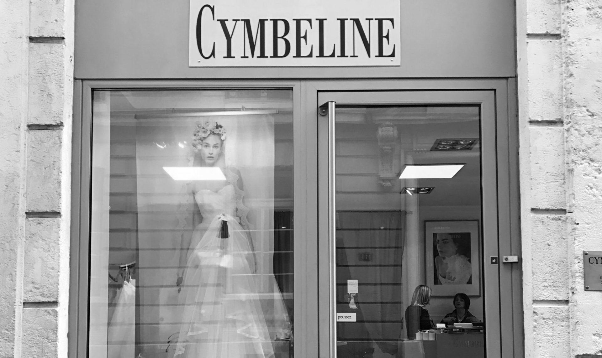 Cymbeline Montpellier - boutique robe de mariée Montp