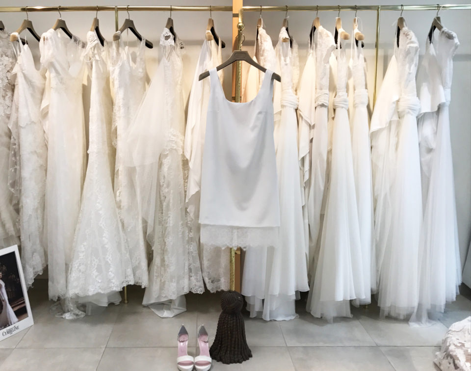 Cymbeline Montpellier - boutique robe de mariée Montpellier