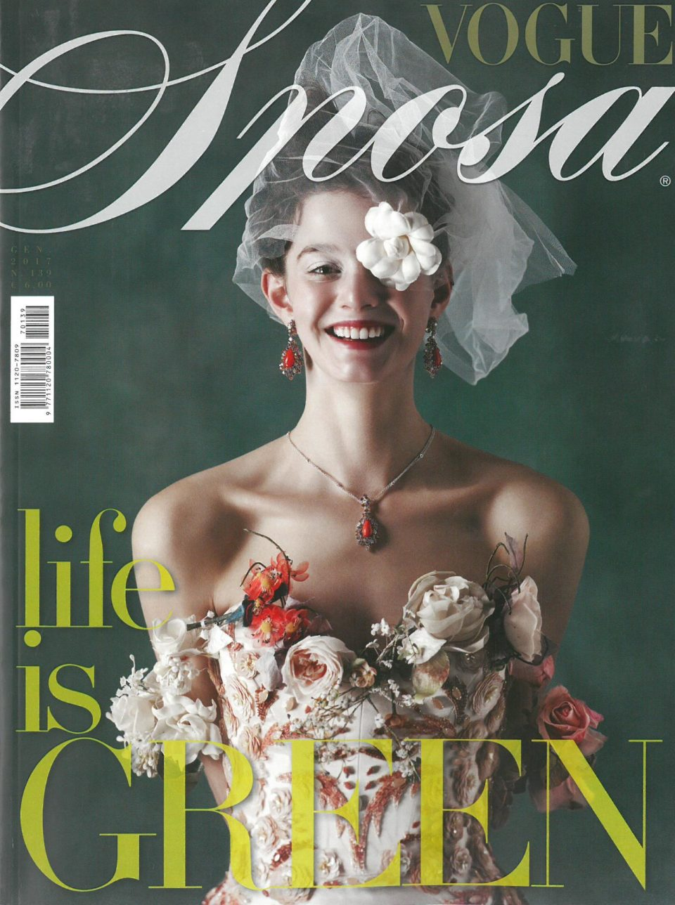 Vogue sposa N139 - Cymbeline