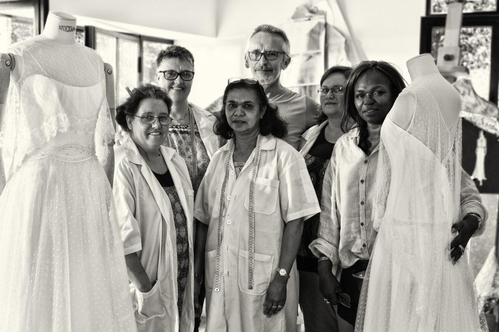 Atelier Cymbeline Savoir-faire robe de mariée - Collection 2018