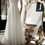 ANGEL - Robe de mariée en dentelle - Cymbeline Collection 2018