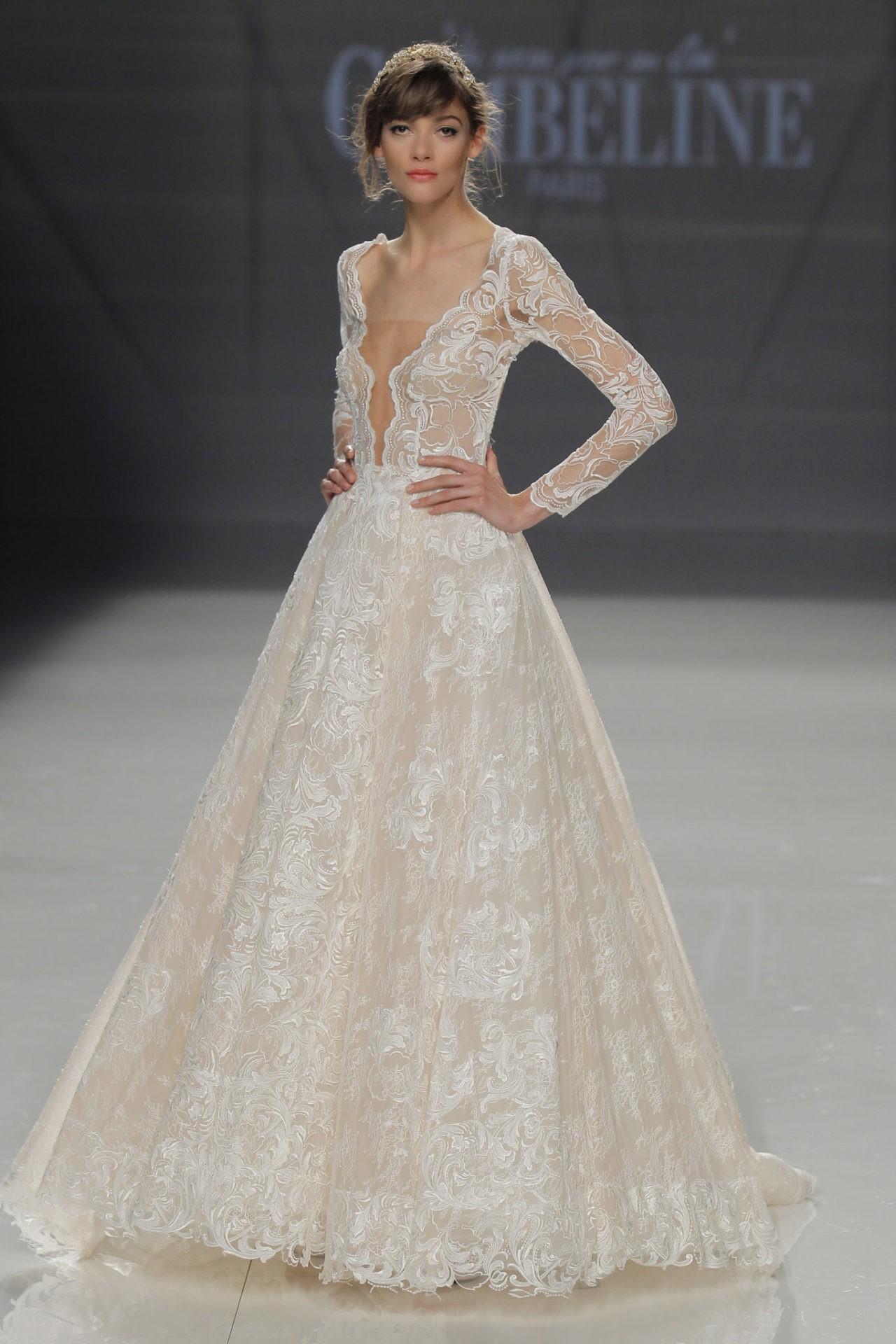 CHRISTIANA - Robe de mariée - Cymbeline Collection 2018