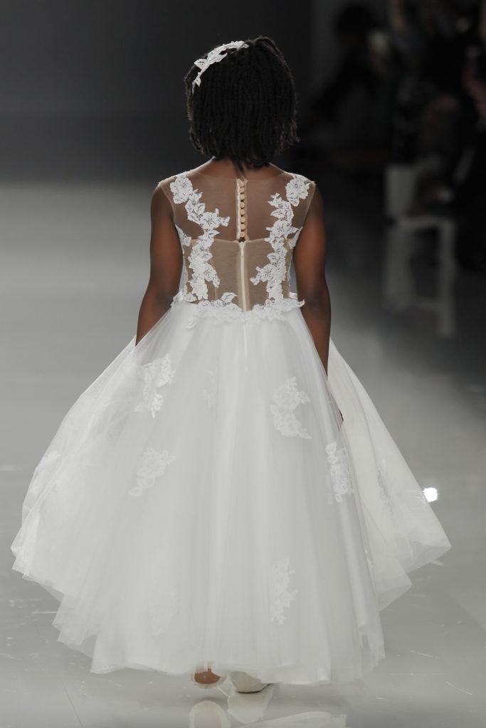 COULIS - Robe mariage enfant robe cérémonie enfant - Cymbeline Collection 2018