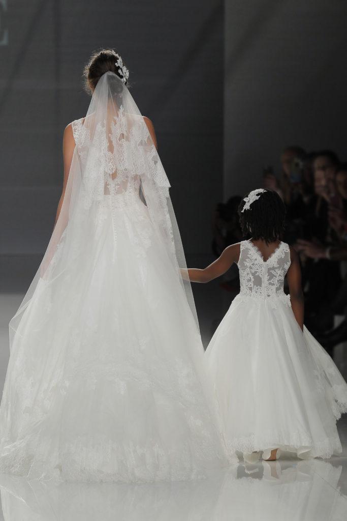 Robe mariage enfant - robe petite fille mariage - robe cortege fille - robe de ceremonie enfant - tenue cérémonie enfant Cymbeline