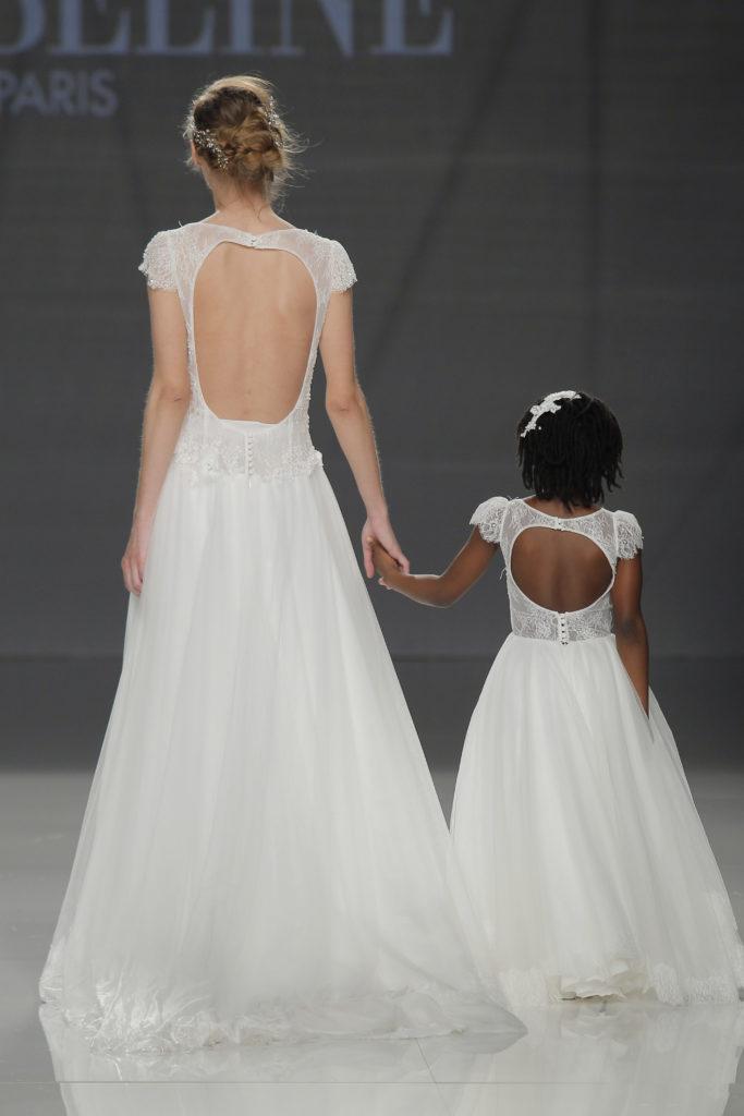 Robe mariage enfant - robe petite fille mariage - robe cortege fille - robe de ceremonie enfant - tenue cérémonie enfant Compote Cymbeline