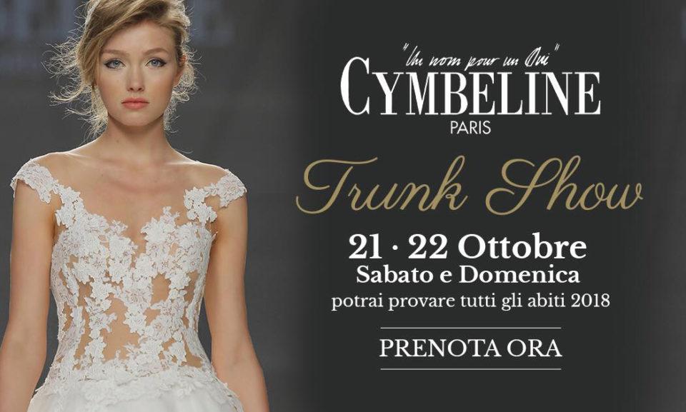Trunk show Cymbeline le spose di mori