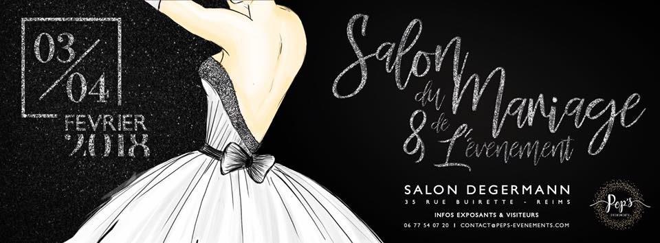 Cymbeline Salon du mariage Reims 2018