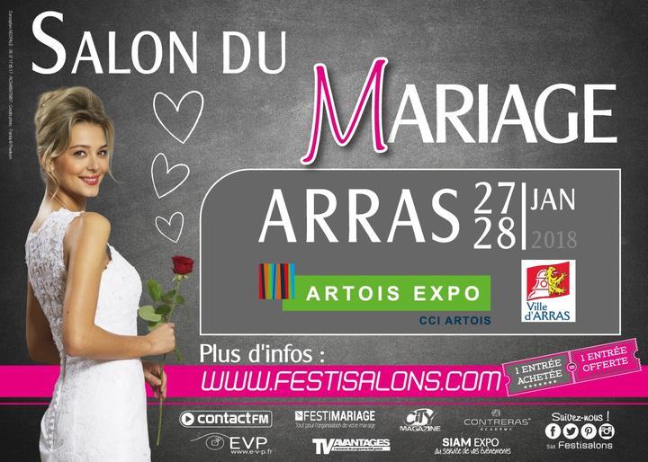 Salon du Mariage arras Janvier 2018