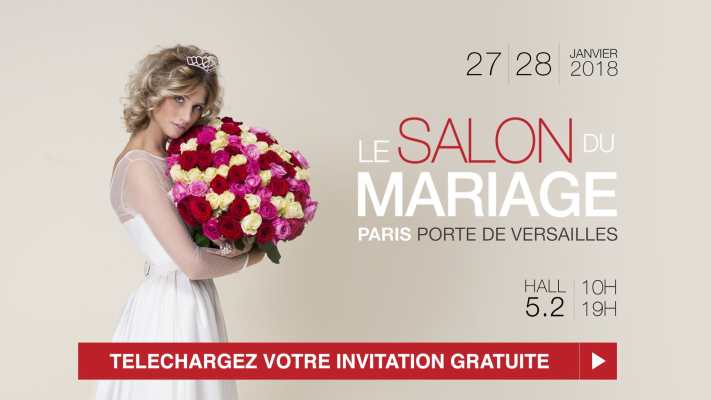 Cymbelon salon du mariage paris porte de versailles janvier 2018