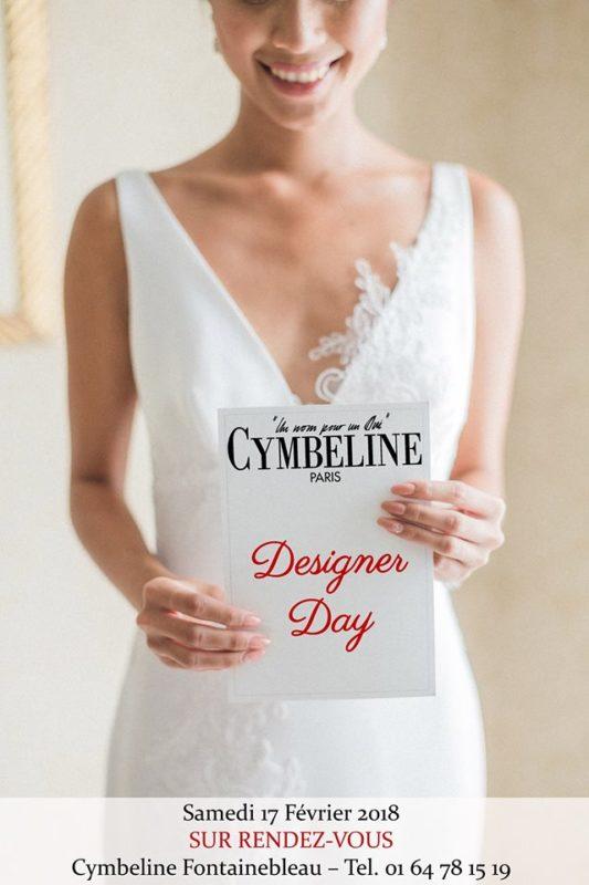 Designer day cymbeline fontainebleau 17 fevrier 2018