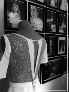 Robe de mariée Mademoiselle de Guise collection 2019 Cymbeline - Blog mariage la robe de mariée paris