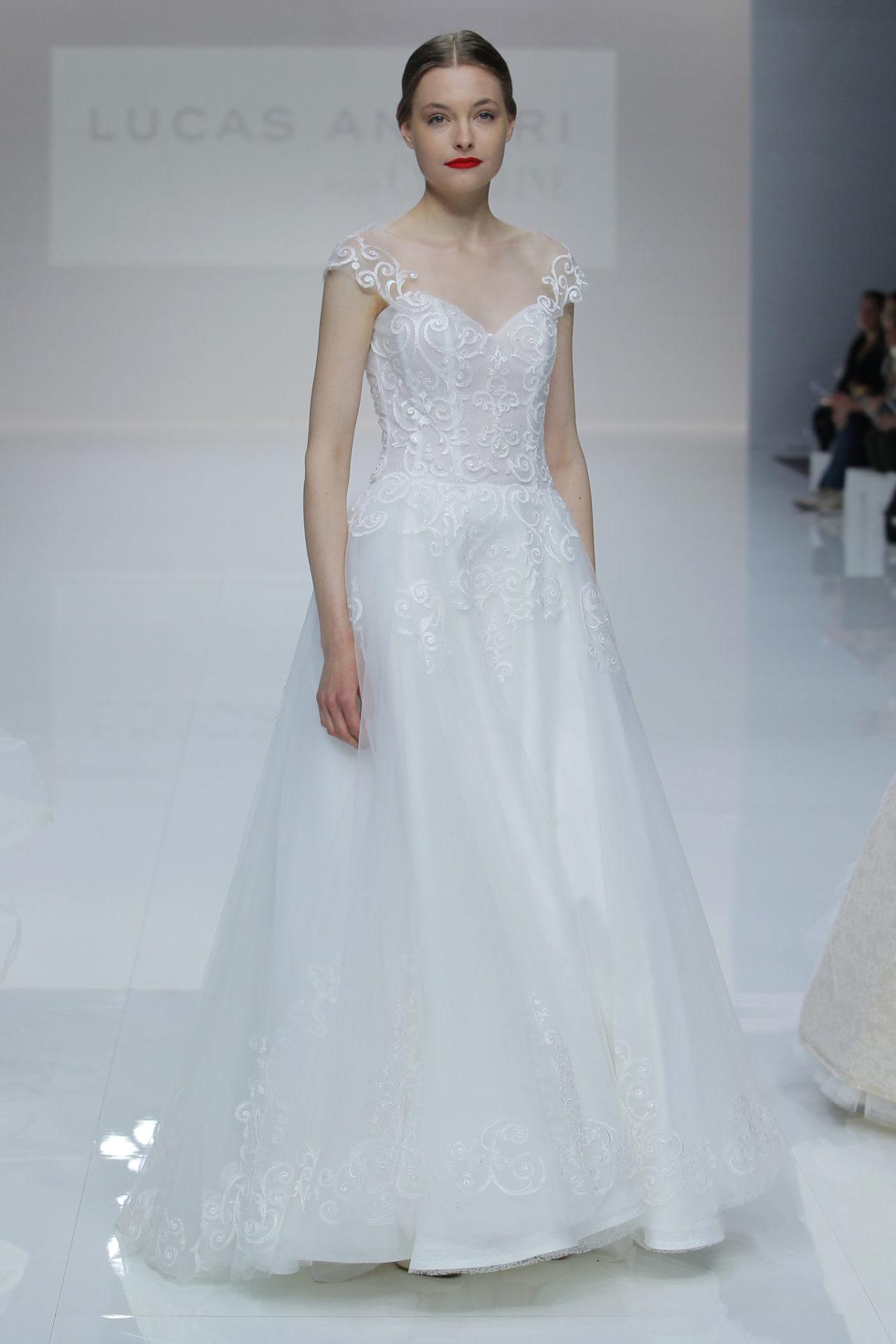 Lucas Anderi pour Cymbeline - Cymbeline - Robes de mariée ...