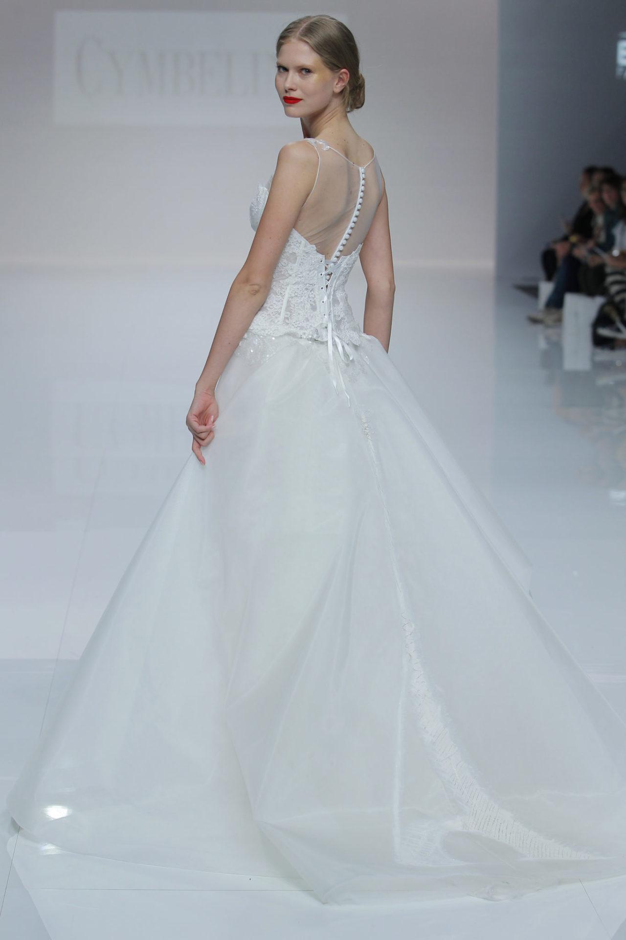 Collection Hautre couture - Cymbeline - Robes de mariée ...
