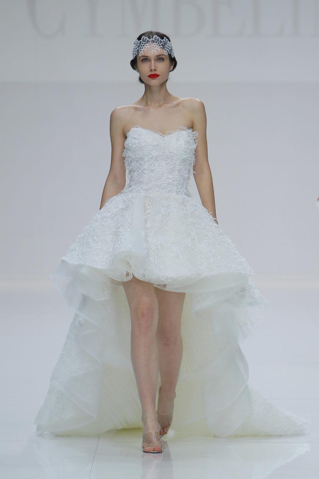 Collection Hautre couture - Cymbeline - Robes de mariée - Collection 2019