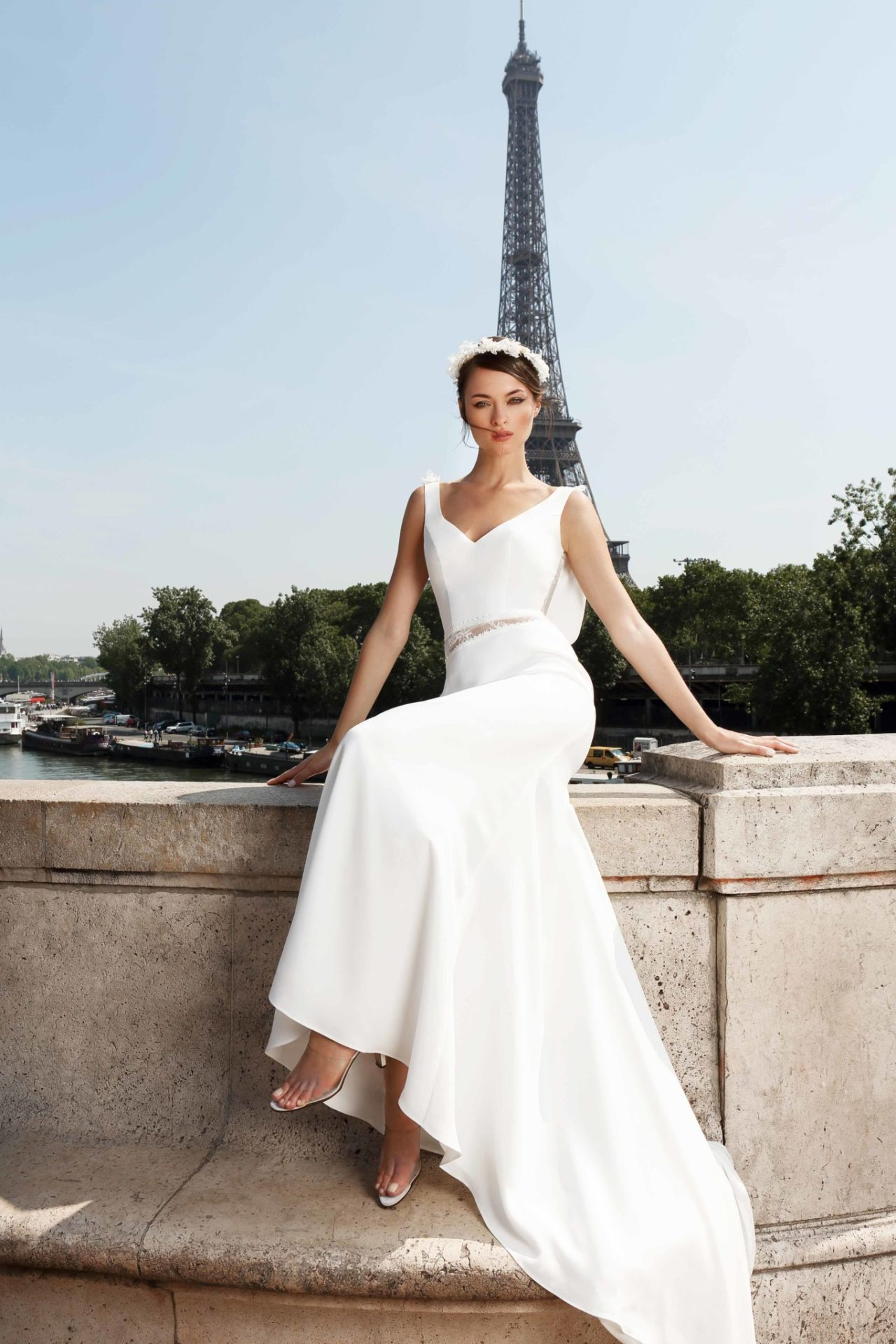 Collection La Parisienne Cymbeline Robes De Mariée