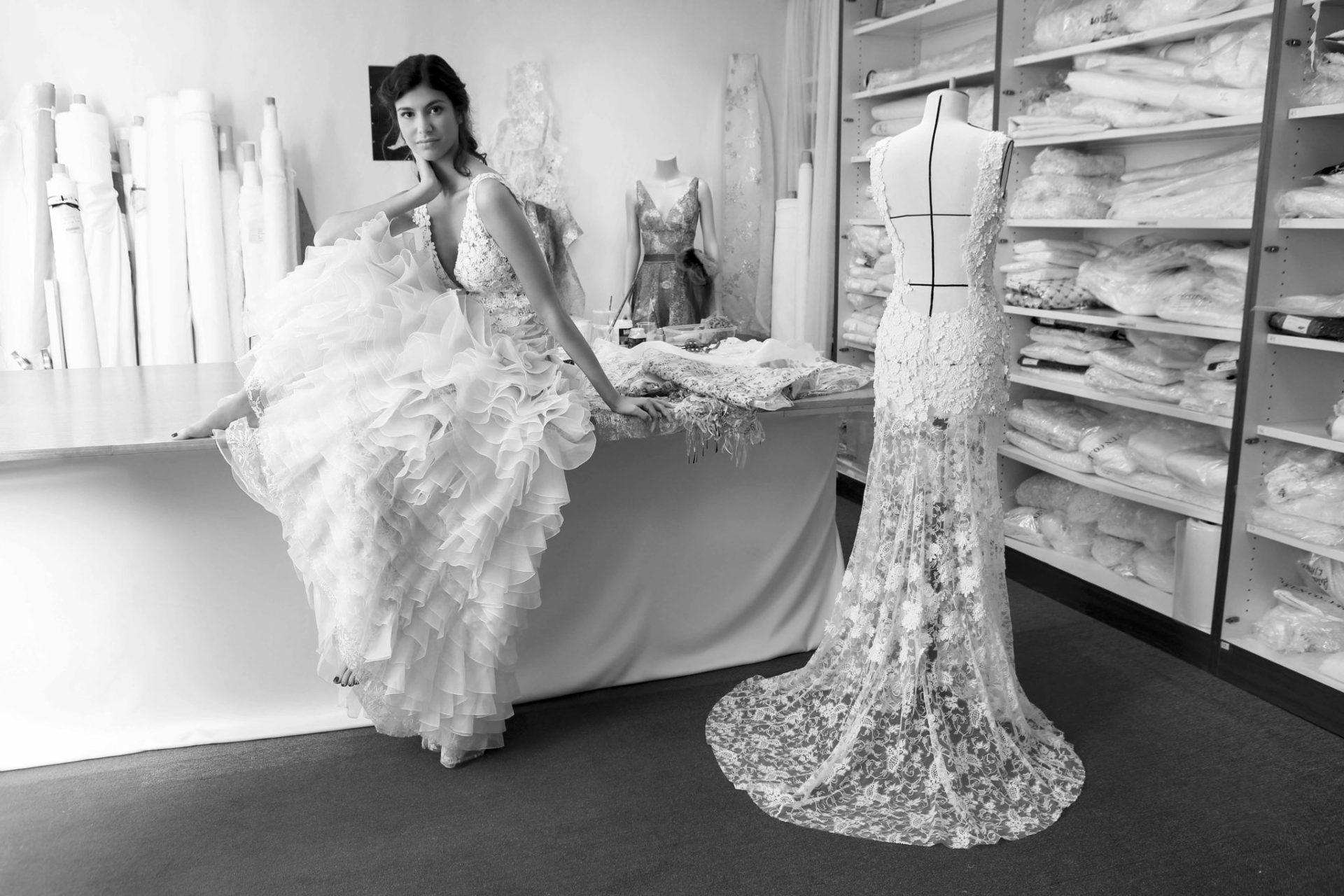 91a1535f2f8 Wedding dresses collection 2019 - Cymbeline - Robes de mariée ...