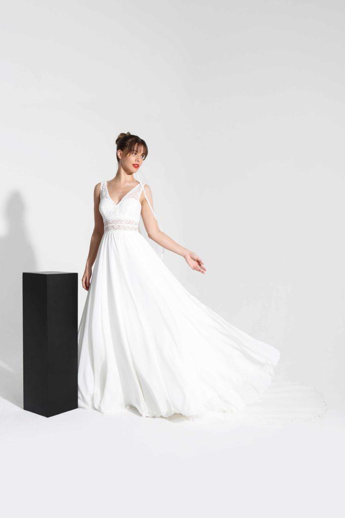 Robe FLUIDE - Cymbeline - Robes de mariée