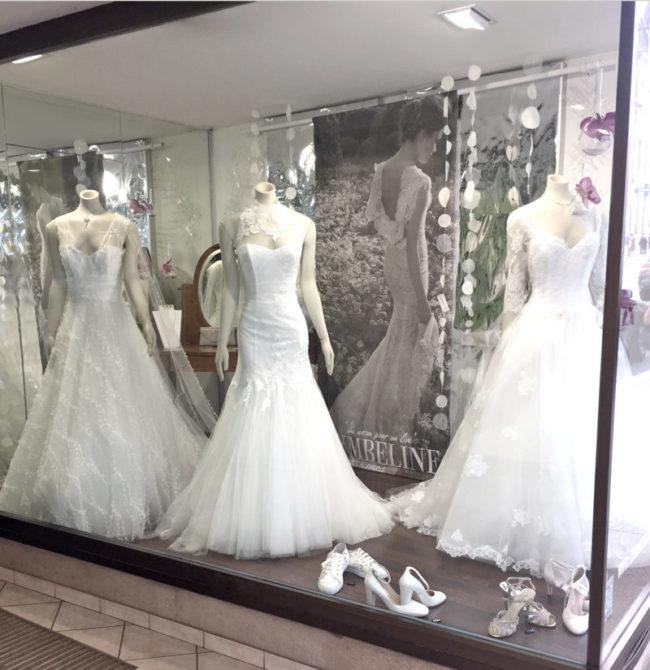 Robes de mariée Saverne Bas-Rhin - Les Marié