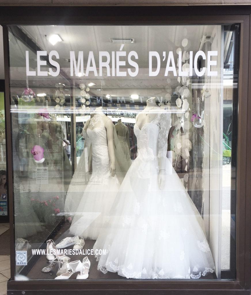 Magasin robe de mariee saverne