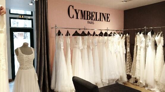 Boutique Cymbeline Robes de mariée Nice