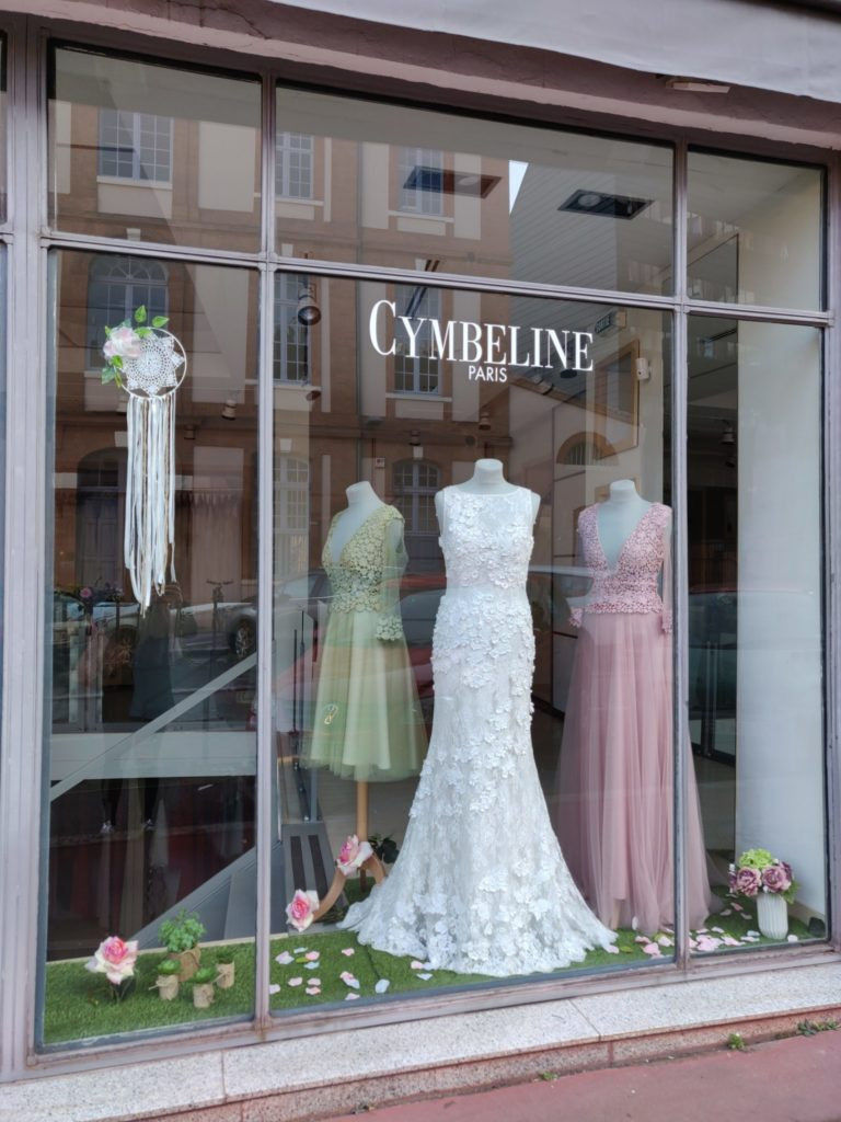 Boutique Cymbeline Toulouse Cymbeline Robes De Mariee Collection 2021