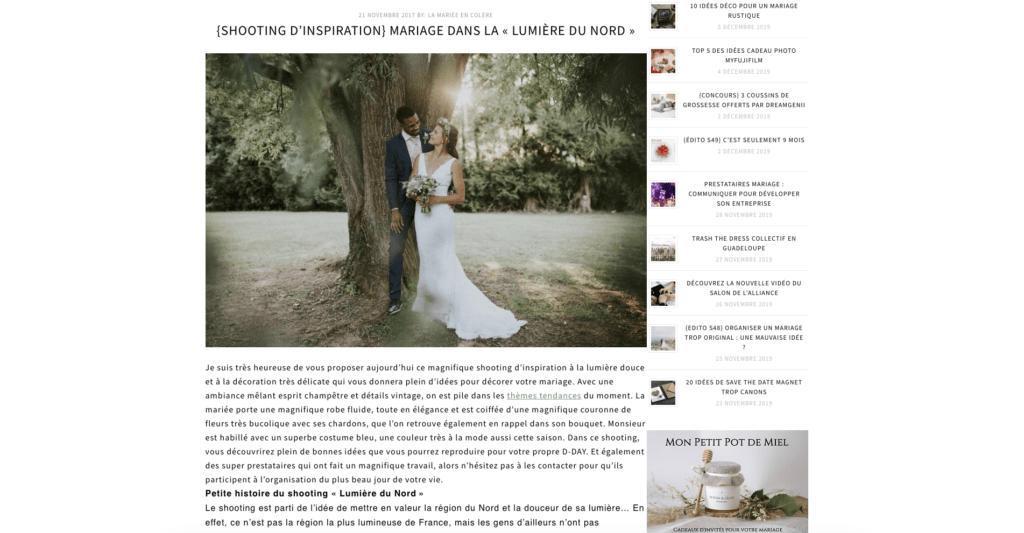 La Mariée en Colère - Cymbeline - Robes de mariée ...